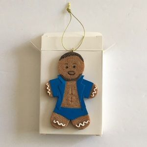 WWE Finn Balor 2018 Gingerbread Ornament.